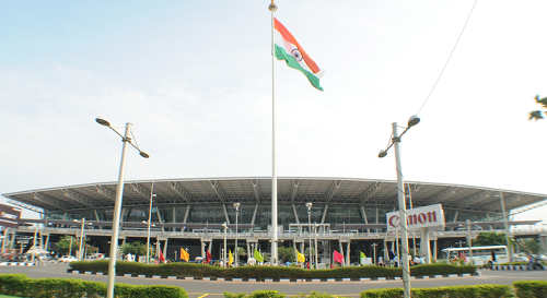 chennai airport closed